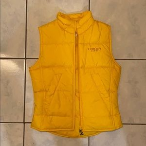 Tommy Jeans Yellow Vest